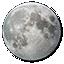 Solar System - Moon 3D Screensaver