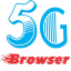 5G Web Browser HD