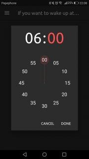 Sleep Time - Cycle Alarm Timer Screenshot