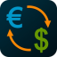 USD to euro Converter / US dollar to Euro