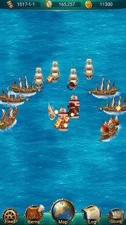 Uncharted Ocean Screenshot