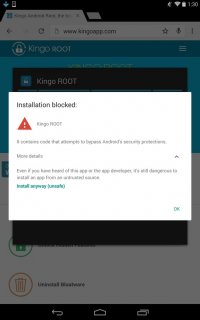 Kingo ROOT Screenshot