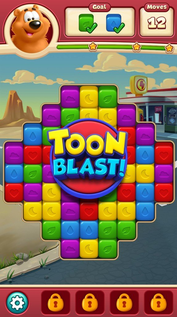 Free Download Toon Blast For Android