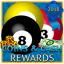 Coins & Cash Rewards for 8 Ball Pool 2018