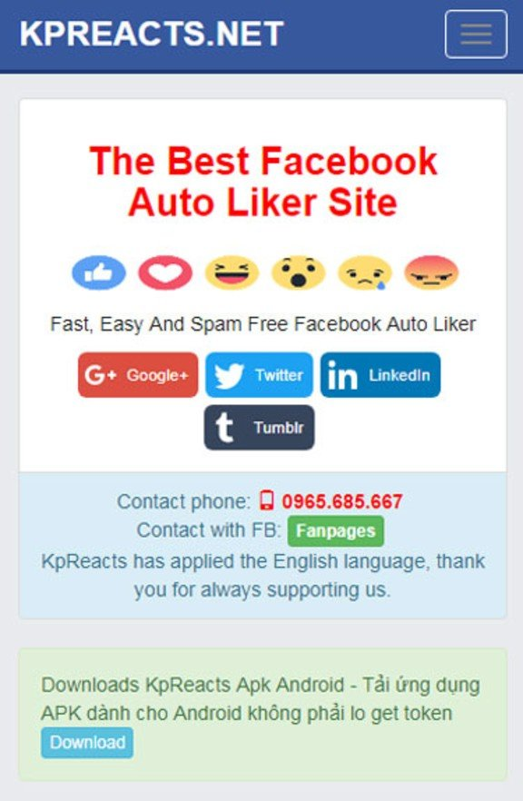 KpReacts for Android Free Download
