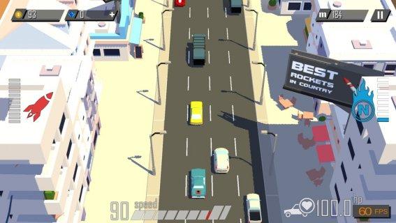 Brake to Die Screenshot