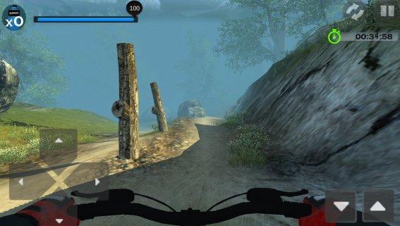 MTB DownHill Screenshot