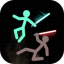 Stickman Warriors Online: Epic War