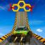 Monster Truck Ramp Stunts